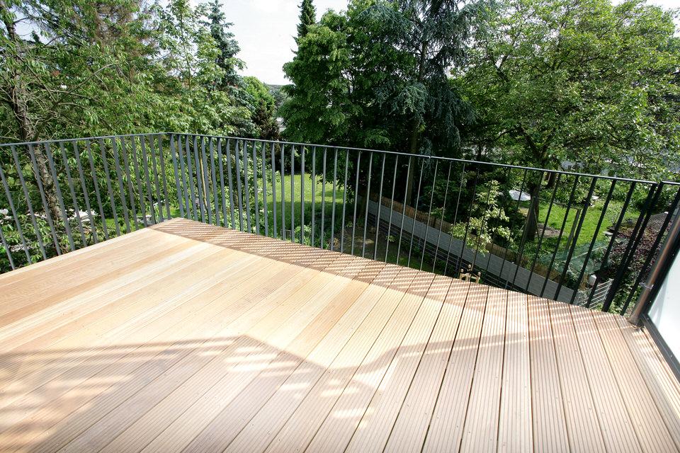 Balkon Diesterwegstraße