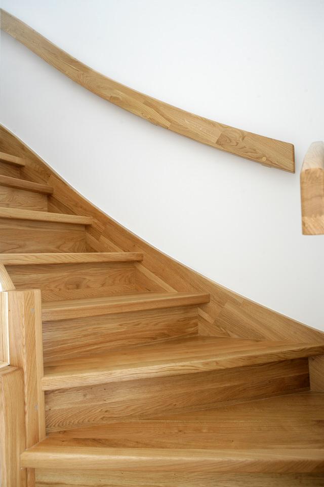 Treppenaufgang Diesterwegstraße